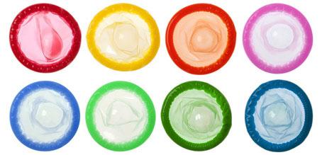 préservatifs et capotes