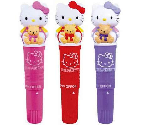 Vibromasseur Hello Kitty